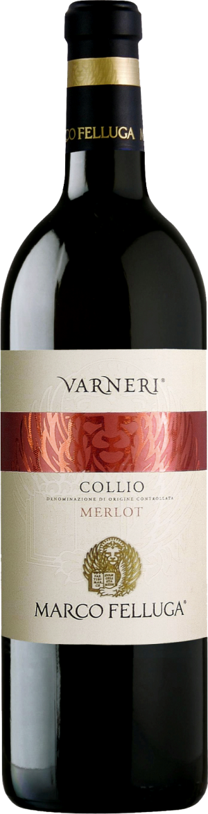 Varneri Merlot DOC Collio